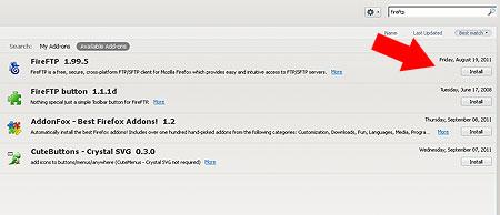 Menggunakan FTP untuk Upload ke Hosting