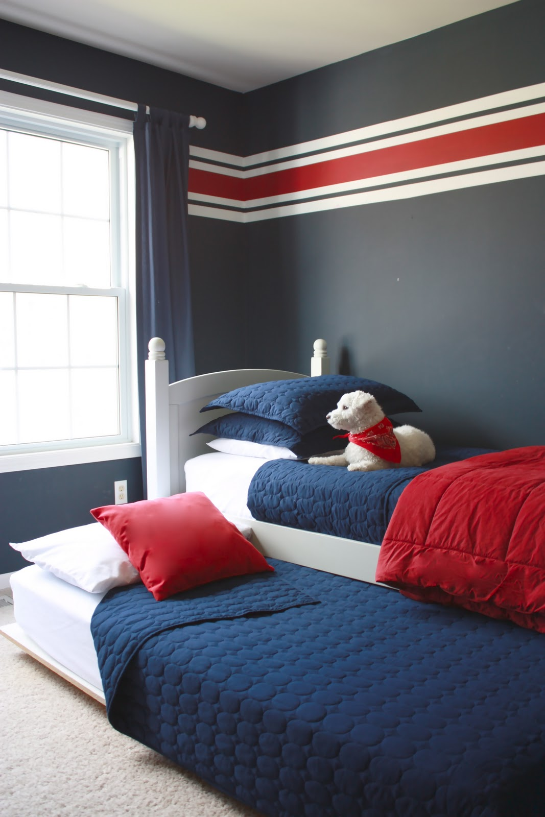 Bedroom Colors Blue And Red fine bedroom colors blue and red wonderfully made shared