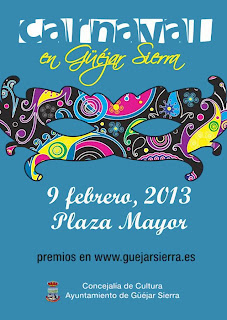 Carnaval de Gejar Sierra 2013
