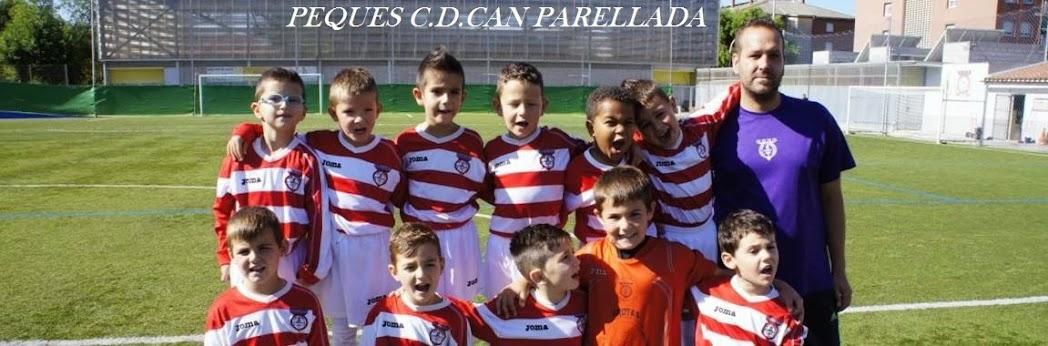 PEQUES C.D.CAN PARELLADA 2013-14