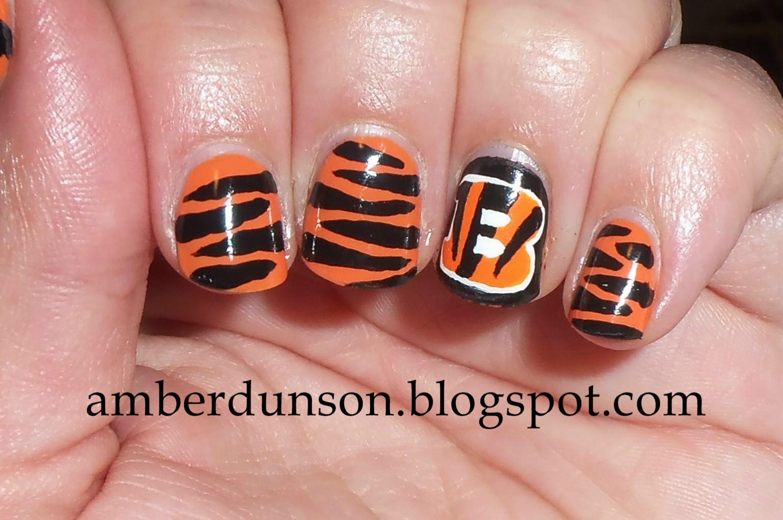 Amber did it!: Sunday Football Series #16~Cincinnati Bengals