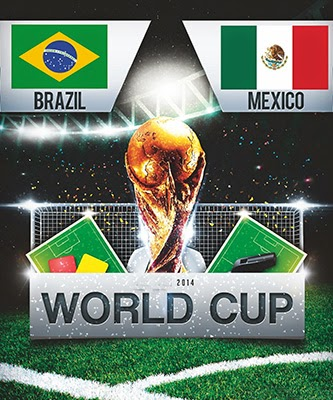 Brazil vs. Mexico-FIFA WORLD CUP 2014