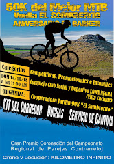 Rural Bike en Parejas Contrarreloj - Villa Cacique - 14/10/19