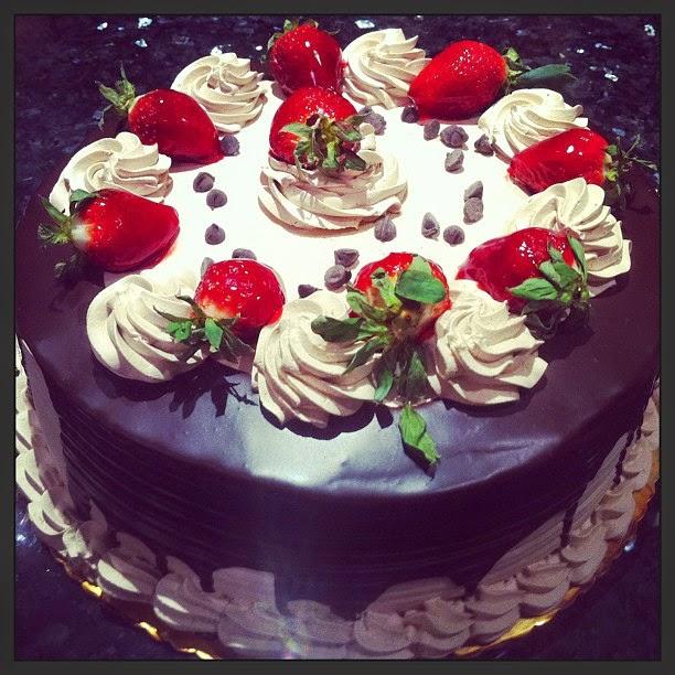 Hình ảnh bánh sinh nhật đẹp
