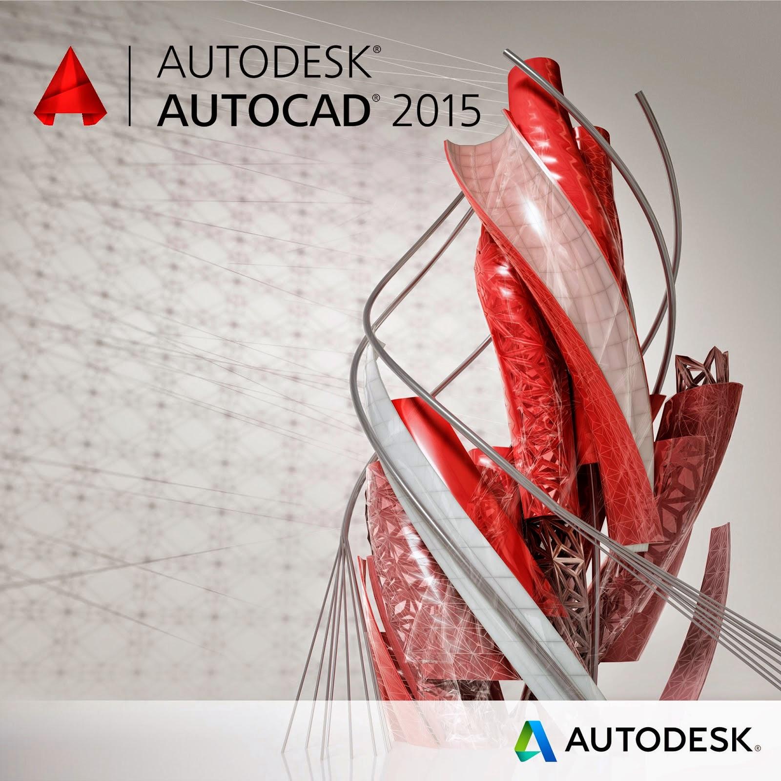 Tải Autocad 2015 Full Crack (32bit +64bit) + Hướng dẫn Crack
