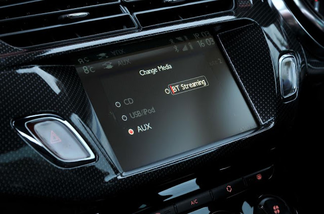 2015 Citroen DS3 DSport Plus