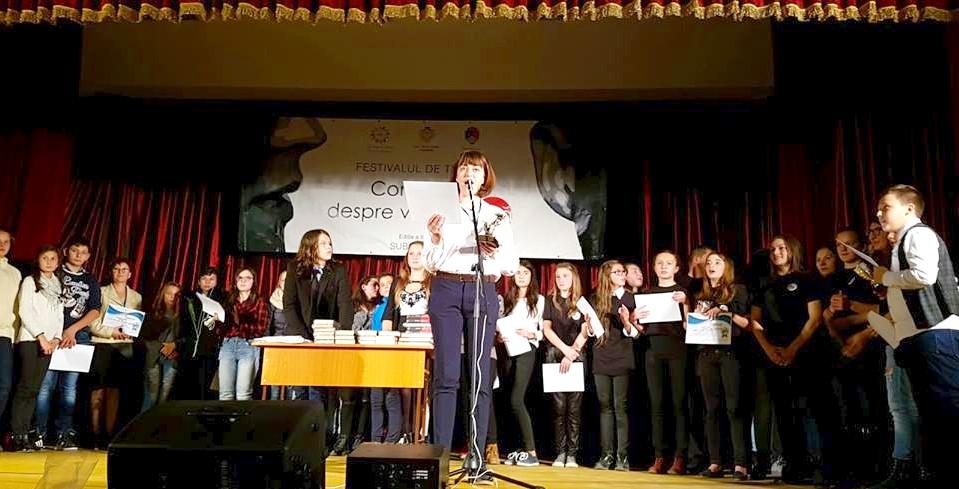 Festival de teatru pentru elevi - Subcetate 2016