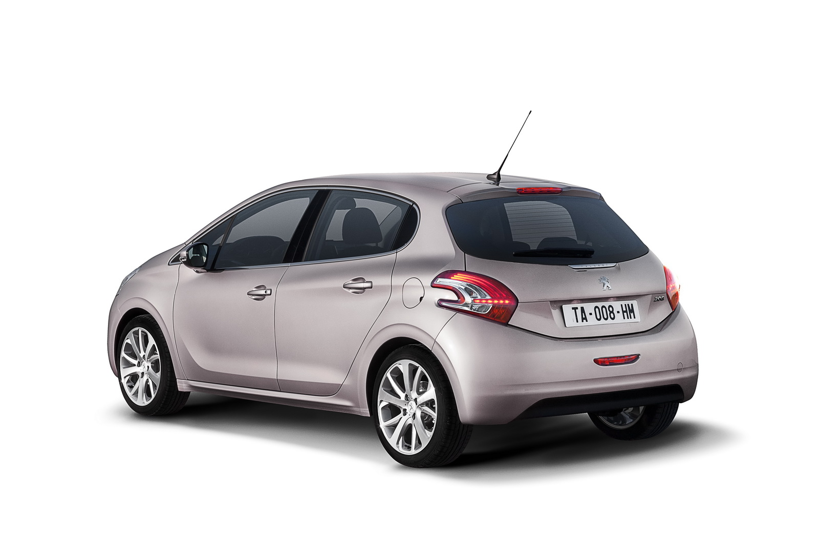 in4ride brand new peugeot 208 hatches out. Black Bedroom Furniture Sets. Home Design Ideas
