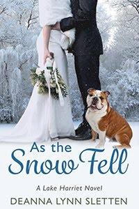 Pre-order Now! As the Snow Fell