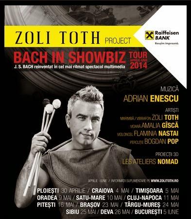 Bach in ShowBiz la Craiova - 4 Mai
