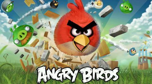 Android için Angry Birds