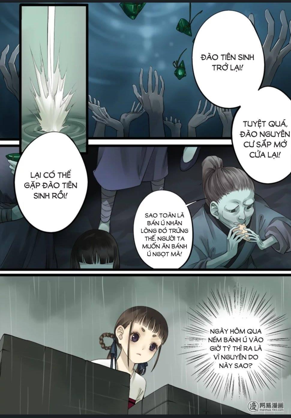 Sư Phụ Là Đào Hoa Yêu Chap 4