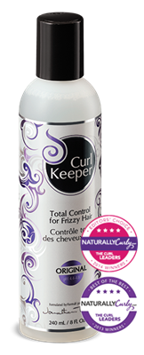 Chameleon Stampede, beauty blog, beauty blogger, First Look Fridays Interview Series, Curly Hair Solutions Curl Keeper Original