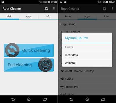 Download Root Cleaner (Full) v4.1.2 APK