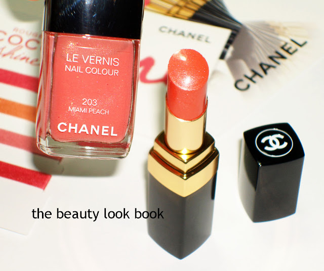 The Nail Bar Miami: The Beauty Look Book: Comparisons For Chanel Misia Rouge