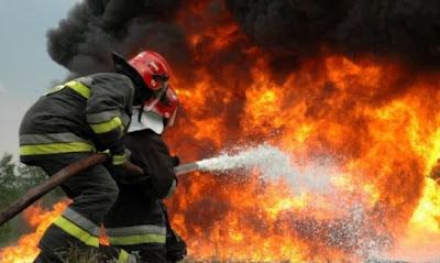 Κόλαση στην Αχαϊα - Οι φλόγες τύλιξαν το νοσοκομείο Πατρών