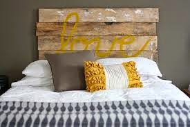 Blank Headboard Ideas