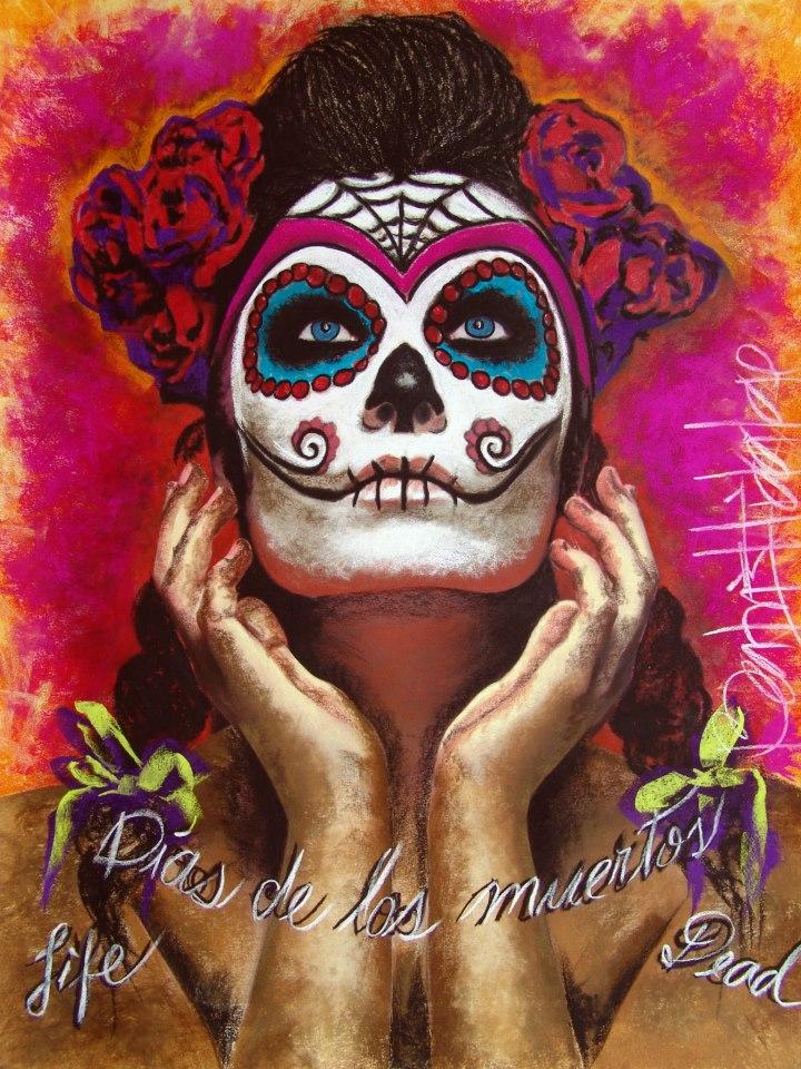 Beatriz Hidalgo De La Garza 1967   Mexican Portrait painter   Soul of Mexico