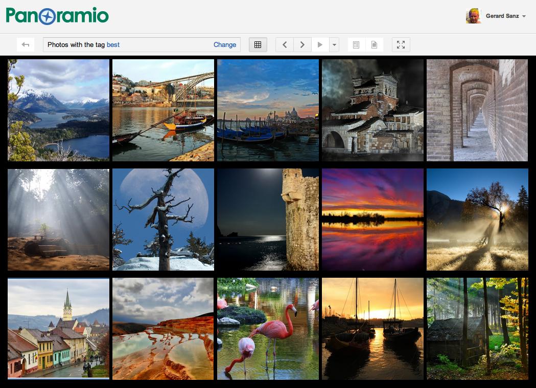 Panoramio google maps explore panoramio 39 s approach to for Panoramio photos