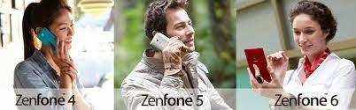 Daftar Harga Smartphone ASUS ZenFone 4,5 dan 6 Android Terbaik