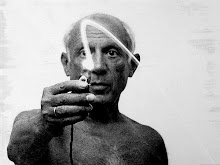 """""""Eu não procuro, eu acho!"""" Pablo Picasso"""