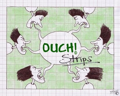 OUCH! strips