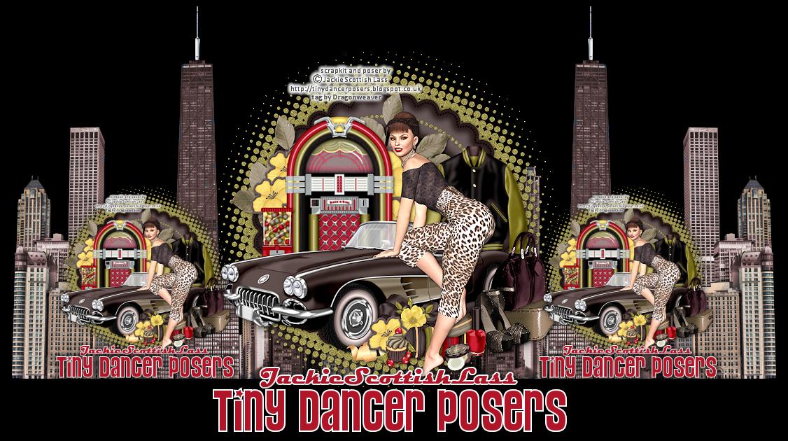 Tiny Dancer Posers