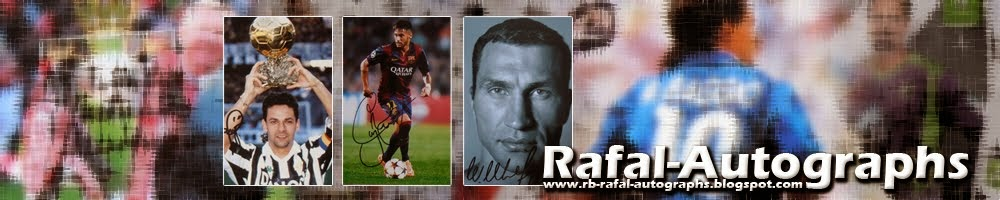 Rafal-Autographs