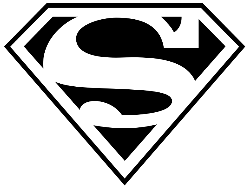 Superman Emblem Clip Art