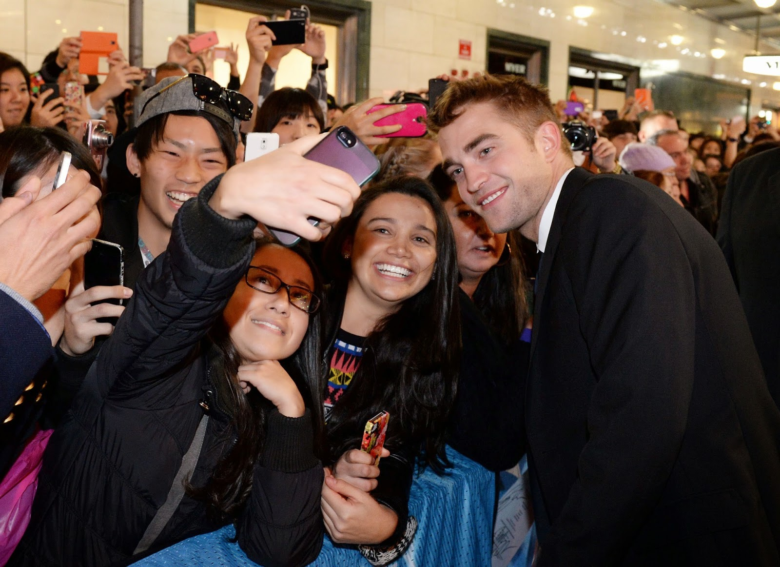 Robert Pattinson France