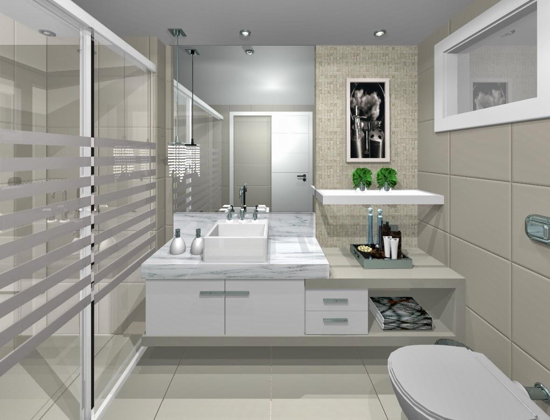 Decora o banheiros mariana ara jo for Como decorar ambientes pequenos