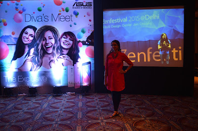 Asus meets all the Divas in Bangalore. image