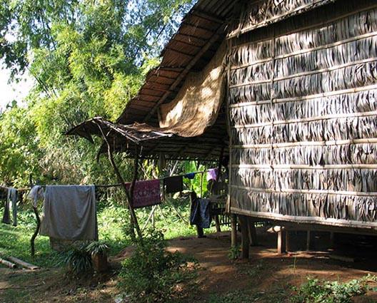 Krama khmer blog le blog du cambodge et de la culture for La maison du palmier