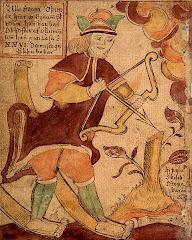 HIstoria de Thor y su hijastro Ull
