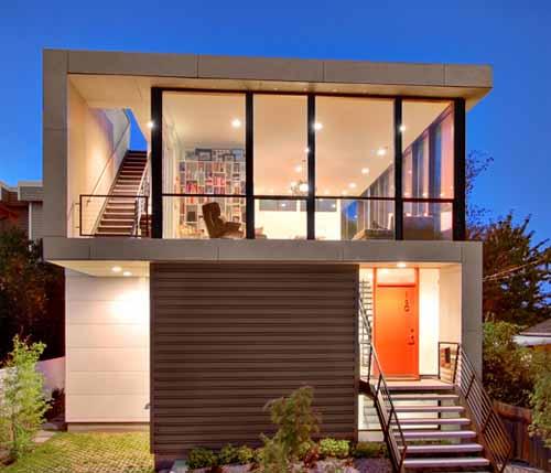 The arquitectura y dise o arquitectura y dise o de casa for Arquitectura moderna minimalista