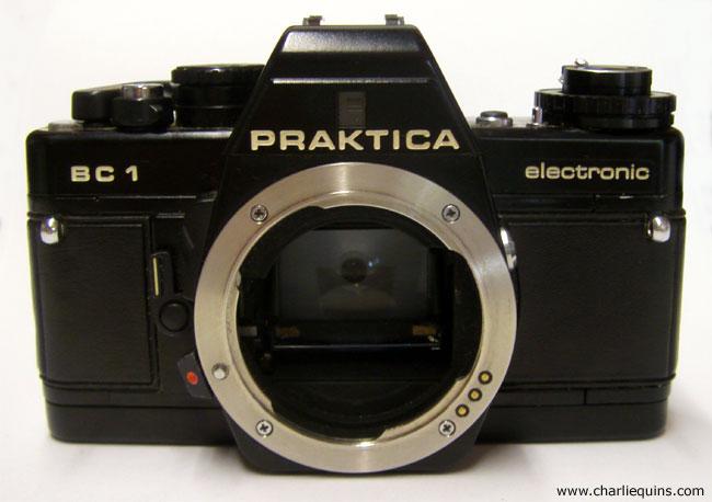 Vintage Camera Equipment