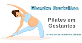 Ebooks Gratuitos de Pilates para Gestantes
