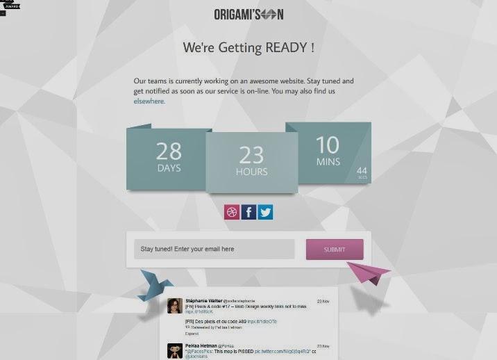 Origami'Soon
