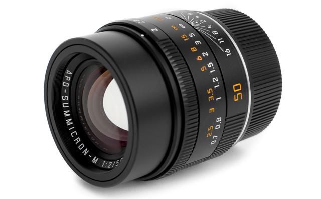 Leica APO-SUMMICRON-M 50mm f/2 ASPH. 8
