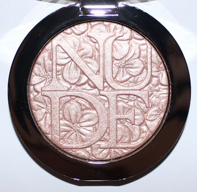 Dior Diorskin Nude Air Glowing Gardens Illuminating Powder in Glowing Nude