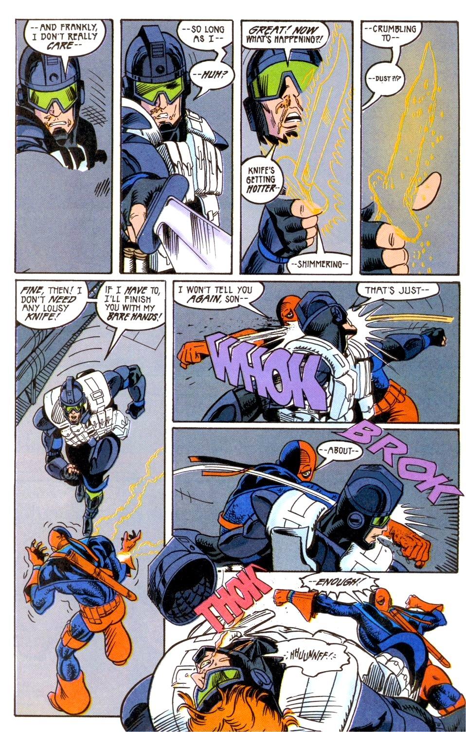 Deathstroke (1991) Annual 2 #2 - English 43