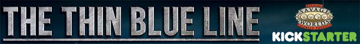 The Thin Blue Line on Kickstarter