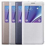 เคส-Note-5-เคส-โน๊ต-5-รุ่น-เคส-S-view-สำหรับ-Galaxy-Note-5-สินค้านำเข้า-ลิขสิทธิ์แท้จาก-Samsung