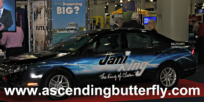 Jani King aka 'The King of Clean' Commercial Cleaning Services, International Franchise Expo 2015