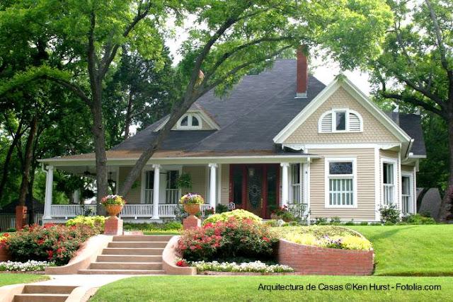 Casa residencial en Estados Unidos