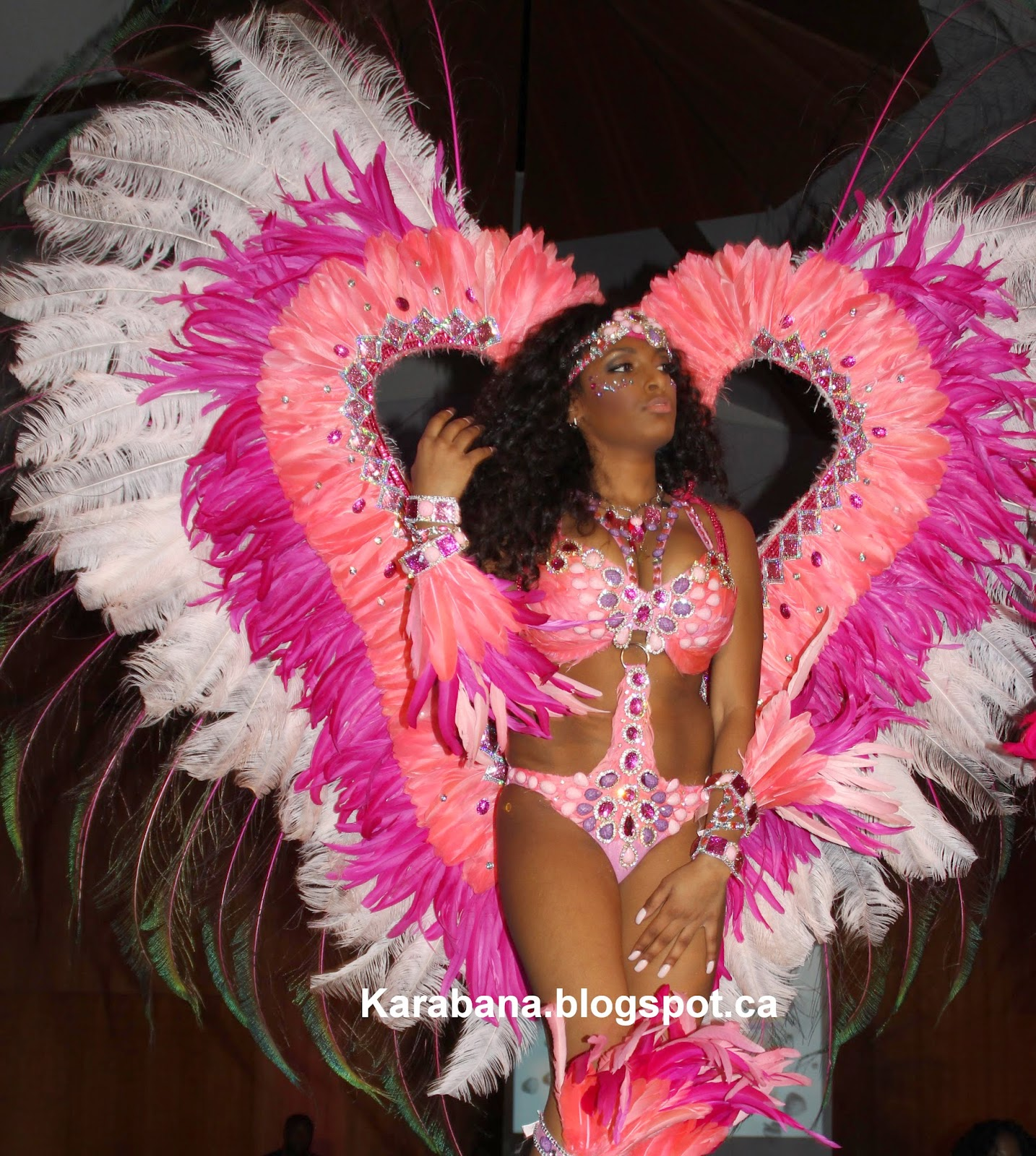 Karabana tribal carnival band launch so malvernweather Choice Image