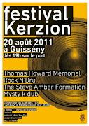 Festival Ker-Zion 2011