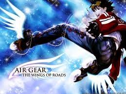 Phim Air Gear -Vua Của Gió
