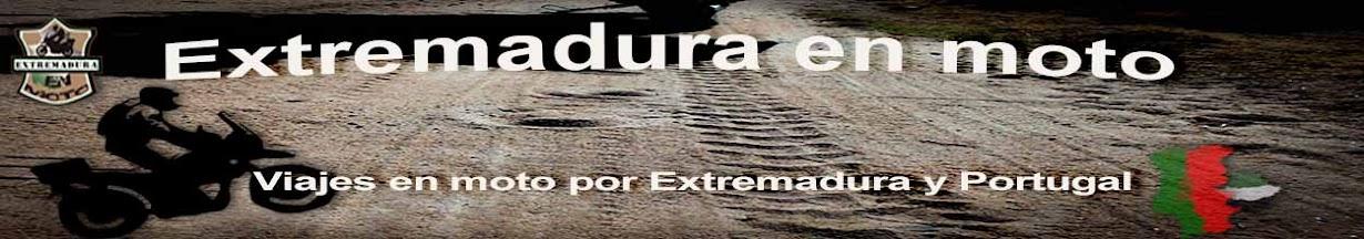 Extremadura en moto