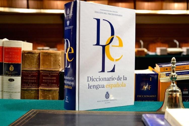 Palabras Diccionario Lengua Española sin traducción